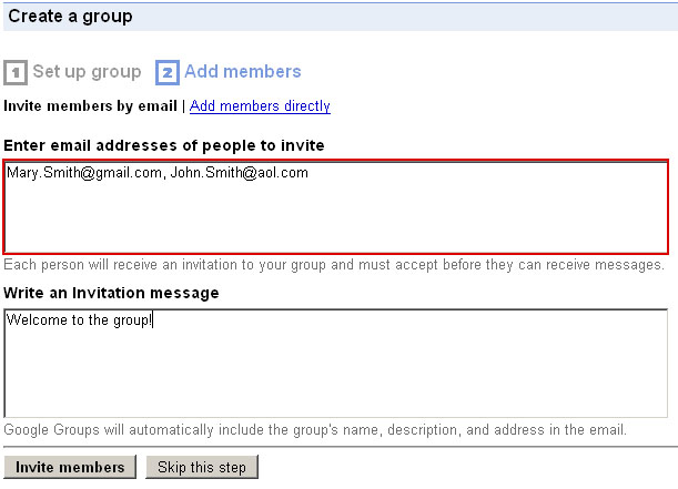 Increased Productivity Through Google Groups - 8